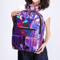 Material:+Man+made+leather+  size:  Width:+28cm,  Height:+40cm,  Thickness:+13cm,  Color:+seven+color,+silver,+gold,+purple