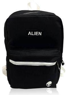 Mochila Alien Black