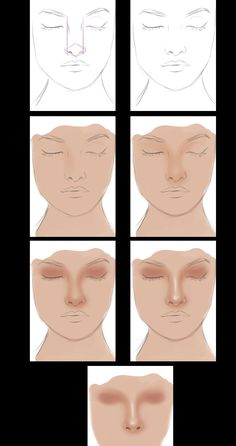 very simple nose tutorial by vanellia. on very simple nose tutorial by vanell