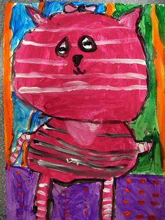 Preschool Pet Portraits