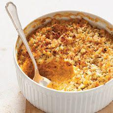 Sweet Potato and Sage-Butter Casserole Recipe