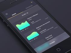 Here is a sneak peek at a music app @Maria Clara Irisarri and myself have been working on for the past couple of months. Really excited to see it hitting the App store next year!