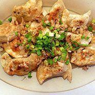 Pierogi/uszka with mushroom and cabbage filling recipe - original Polish recipes - Tasting Poland
