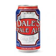 Men's Journal voted top 24 beers---Dale's makes the cut