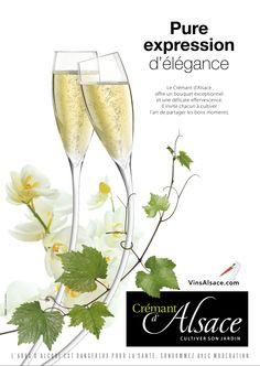 Crémants d'Alsace #DrinkAlsace