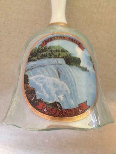 Niagara Falls Canada Souvenir Bell by gentrifiedjunk on Etsy