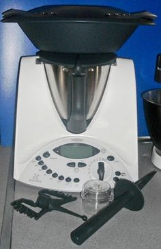 Recipes for preparing and cooking in a Thermomix. Where possible, the conventional cooking method is also given