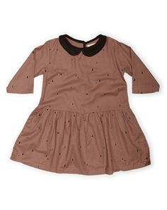 2bd757824a4a Soft Gallery - Paulette dråbeprintet kjole - rosa - YouHeShe.com