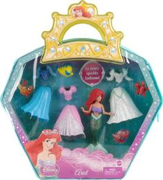 Disney Princess Sparkly Fashions - Ariel * Want additional info? Click on the image.