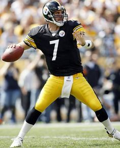 Happy Birthday to Steelers QB   Super Bowl Champ Ben Roethlisberger. Let s  Go Steelers! a64cc06f1