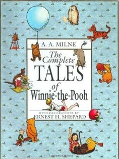 Using classics in classical homeschooling - Winnie the Pooh is perfect for young students from HowToHomeschoolMyChild.com