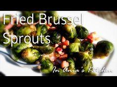 Fried Brussel Sprouts - Brukselka Smazona - Recipe #253 - YouTube