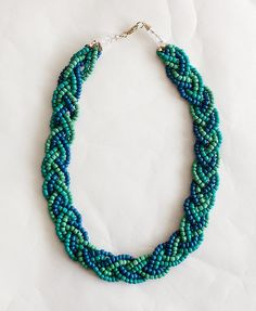 I'd love a necklace like this for spring!