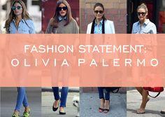 Fashion face off, street, style, denim on denim, Olivia Palermo