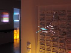"Beyond Decoration Studio 💝💙💚 Love's Art & Color #interiordesign #architecture #elenaarsenoglou #bathroom #marble #sink ""Spring"" #sconce ""North"" #art #nikosmaros #tape63 #colormirror #lighting #led #contemporary #beyonddecoration  Art 🎨 @nikosmaros"