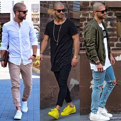 I have certain fashion icons I look to for inspiration, @kosta_williams would have to be at the top of my list. He seems to be one of the most versatile and well put together and would definitely be one who I most relate to style wise. So follow this dude for dope inspiration! #kostawilliams #mensstreetstyle #mensfashion #thefashionablepastor