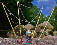 "Christmas Gift Idea! Dr Zigs Extraordinary Bubbles! The Jumbo Kit includes 1ltr of triple concentrate Dr Zigs bubble mix (1ltr makes 3ltrs) a giant bubble wand and a multi-loop wand (both 80cm long) available from our website www.drzigs.com ""The kit went down very well with kids and big kids at a family break and some pretty impressive photos captured. Made lots of large, long-lasting bubbles."" - Amazon review"
