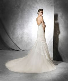 Pronovias Wedding Dresses - Style Pruda