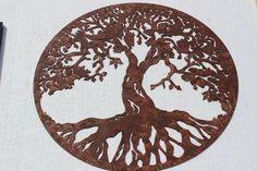 Amazon.com - Tree of Life Metal Wall Art -