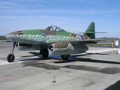 Me 262 Nazi Jet Fighter