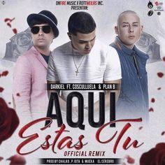 """#Darkiel Ft. #Cosculluela Y #Chencho """"Aqui Estas Tu"""" Remix via #FullPiso #astabajoproject #reggaeton #Orlando #Miami #LosAngeles #seo"""