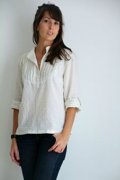 Blouse Carme by Pauline and Alice
