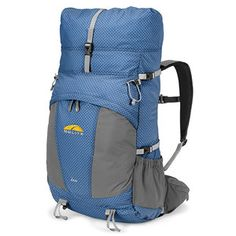 Ultralight backpacking sample gear list. This is the pack I use on my long distance hikes