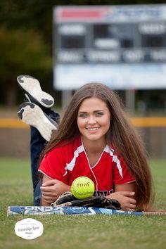 Softball senior pictures   #softball #seniorpictures