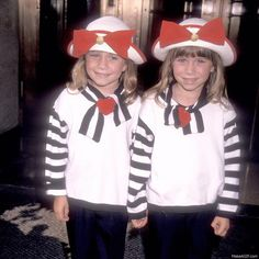Few things in this world are more precious than the Olsen twins circa their Michelle Tanner days. Behold, the most wonderful Olsens a la 90s GIFs that will make your inner child cry happy tears.