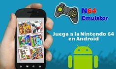Los mejores emuladores de Nintendo 64 para Android http://www.elandroidelibre.com/2014/05/los-mejores-emuladores-de-nintendo-64-para-android.html