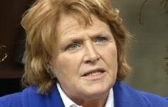 As news break that getting health insurance through Obamacare will be more expensive and complicated than before the law was created, Senator Heidi Heitkamp voted against an amendment to defund the law.