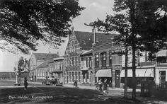 Den Helder Koningsplein 1958