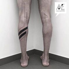 #axelejsmont #tattoo #minimal #tribal #graphic #art #tattoo #berlin