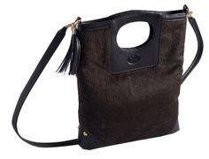 Fine leather bag, handmade alpaca fiber. Shop in:  www.neubyneu.com
