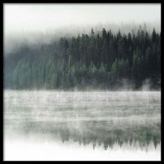 Misty mirror one Poster in the group Prints / Sizes / 50x50cm | 20x20 at Desenio AB (3565)