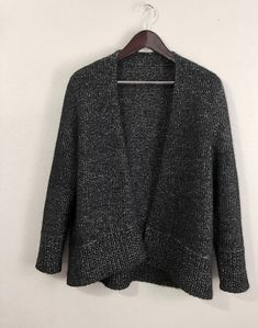 Ravelry: MITRA pattern by Shellie Anderson, Bulky wt. Cardigan Pattern, Crochet Cardigan, Knit Crochet, Knitting Daily, Knit Edge, Knitted Cape, Coat Patterns, Sweater Patterns, How To Purl Knit