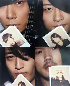 Rock Bands, Champagne, Polaroid Film, Japanese, Cards, Music, Musica, Musik, Japanese Language