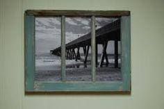 photo frame old window