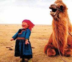 happy baby/hapy camel