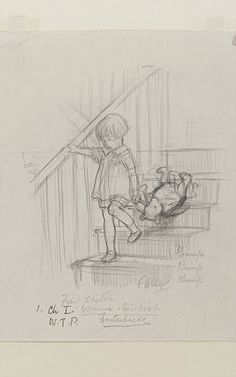 VA Is To Host Huge Winnie The Pooh Exhibition With Unseen Drawings
