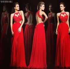 Style #21309 from Sherri Hill
