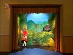 Červená Karkulka (Uhlíř, Svěrák) - YouTube Red Riding Hood, Little Red, Fairy Tales, World, Youtube, Painting, Stupid Stuff, Aquarium, Tv