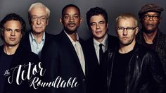 """Joel Edgerton Miscellany (& a little Dash of Nash),  An amazing line-up of acting talent and life experiences. Watch the """"Close Up"""" actor roundtable with six brilliant actors on the Sundance channel on Sunday, 17 January, 2016."""