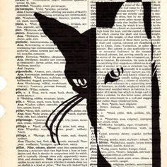 Book page art.