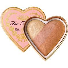 Too Faced Sweethearts Perfect Flush Blusher ($28) ❤ liked on Polyvore featuring beauty products, makeup, cheek makeup, blush and too faced cosmetics