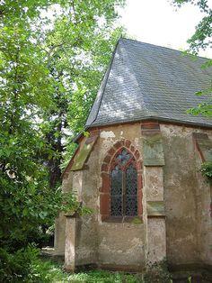 Tin Church - lovely window