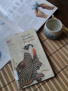 Mil grullas. Yasunari Kawabata.  Leído octubre 2015. Club de lectura japonesa.