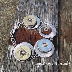 by RepurposedRounds on Etsy
