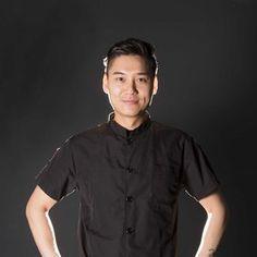 YORI Korean Dining 한식요리 韓國料理 Chef Jackets, Button Down Shirt, Men Casual, Dining, Mens Tops, Shirts, Fashion, Korean Food, Environment
