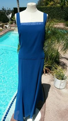 282e459d4ea Ursula of Switzerland style 32490 Cobalt size 16 --Mother of the Bride style